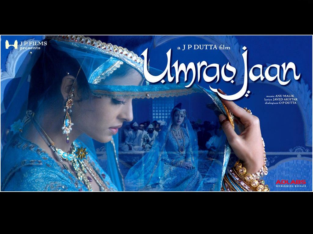 Umrao Jaan Best Aishwarya Rai movies