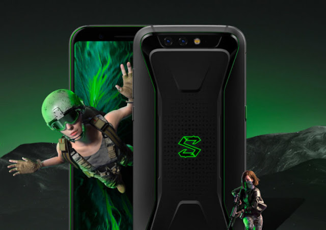Xiaomi-Black-Shark-gaming-smartphone-1-740x522 Xiaomi released a smartphone game with liquid cooling Apple