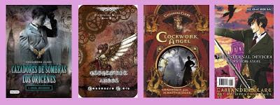 reseña del libro de fantasía juvenil Ángel mecánico, de Cassandra Clare