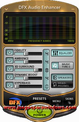 DFX Audio Enhanced Gold v12.011 PC Full 6
