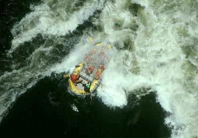 Victoria Falls, Livingstone, Zambezi, white water rafting, rafting, Zambia, Zimbabwe
