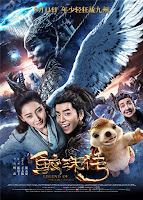 Legend of The Naga Pearls 2017 Hindi Dubbed 720p HDRip Download