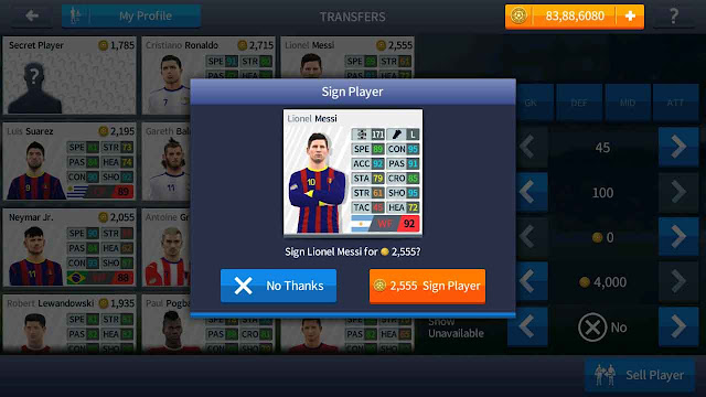mega mod dream league soccer 2017