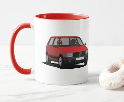 Fiat Uno Turbo i.e. muki - automuki