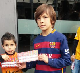 Camp Nou, F.C.Barcelona.