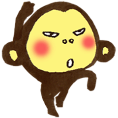 Monkey Numeko English ver.