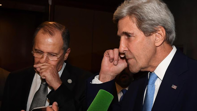 Rusia denuncia que EEUU sigue socavando relaciones bilaterales