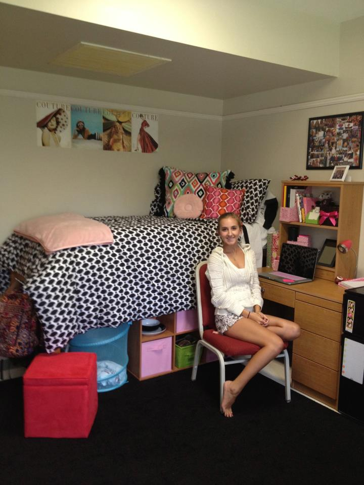 college dorm decor series laurennicolewynne