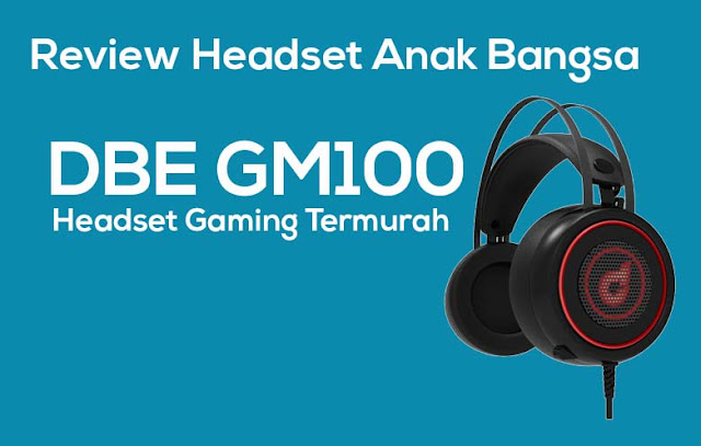 Review Headset DBE GM100