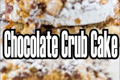 Chocolate Crub Cake