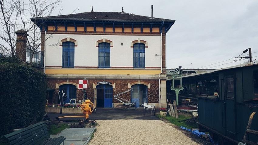 Rosny-rail musée du train
