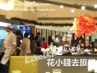 荃灣酒店自助餐甜品