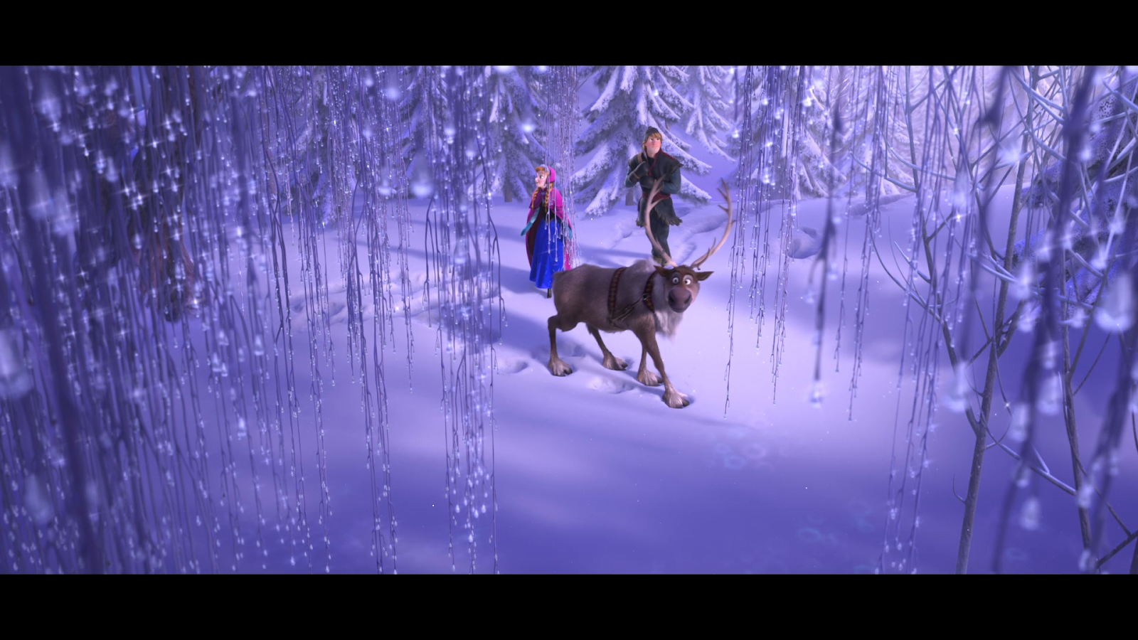 Frozen: Una Aventura Congelada (2013) BRRip 720p Latino-Castellano-Ingles captura 3
