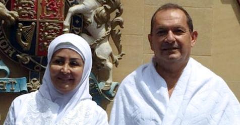 Baru Masuk Islam, Dubes Inggris Langsung Tunaikan Ibadah Haji Beserta Istri