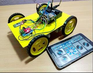 How to Make a Bluetooth RC Car