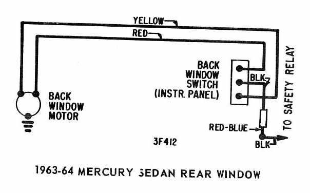 1964 Mercury Comet Wiring Diagram Online Wiring Diagram