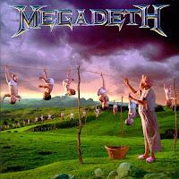 Youthanasia. Megadeth