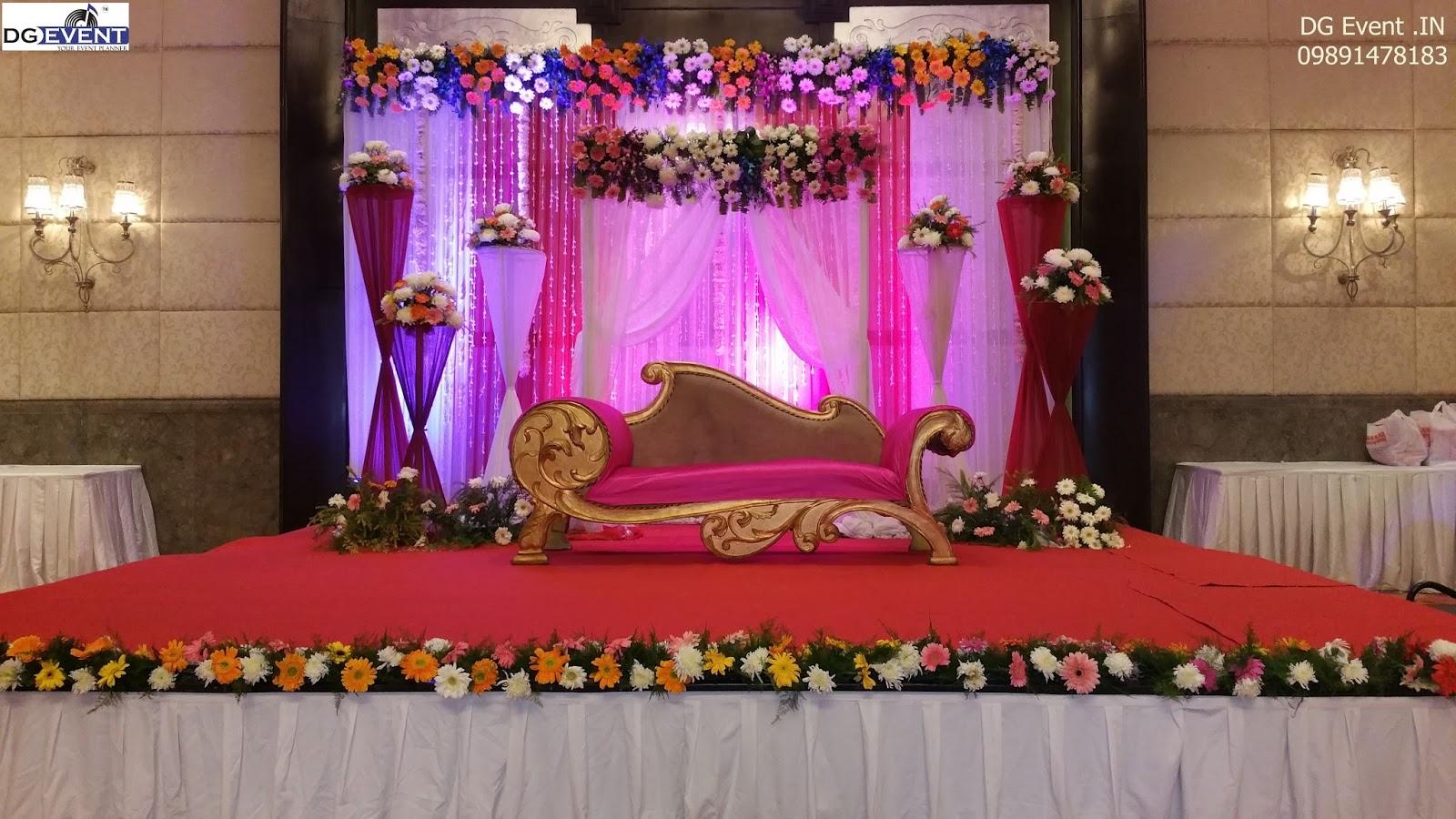 Dj videek event update light pink flowers decorations in gurgaon wedding planner in gurgaon best flower decorator in delhi gurgaon dgeventwedding planner organizerpyoutubechannel junglespirit Choice Image