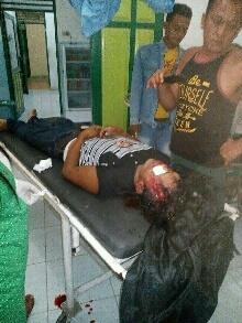 Korban tewas karena kecelakaan lalulintas
