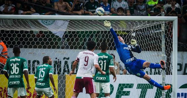 Goleiro da Palmeiras 'Fernado Prass' (Imagem: Reprodução/Internet)