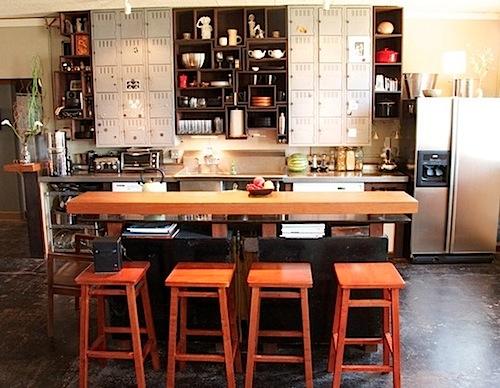 55 Desain Keren Interior Ruang Makan Ala Cafe Rumahku Unik