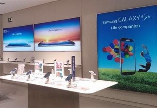 Samsung Experience Store Helsinki