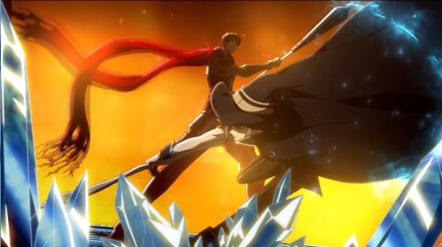 The King's Avatar: Ye Xiu vs Wang Jiexi