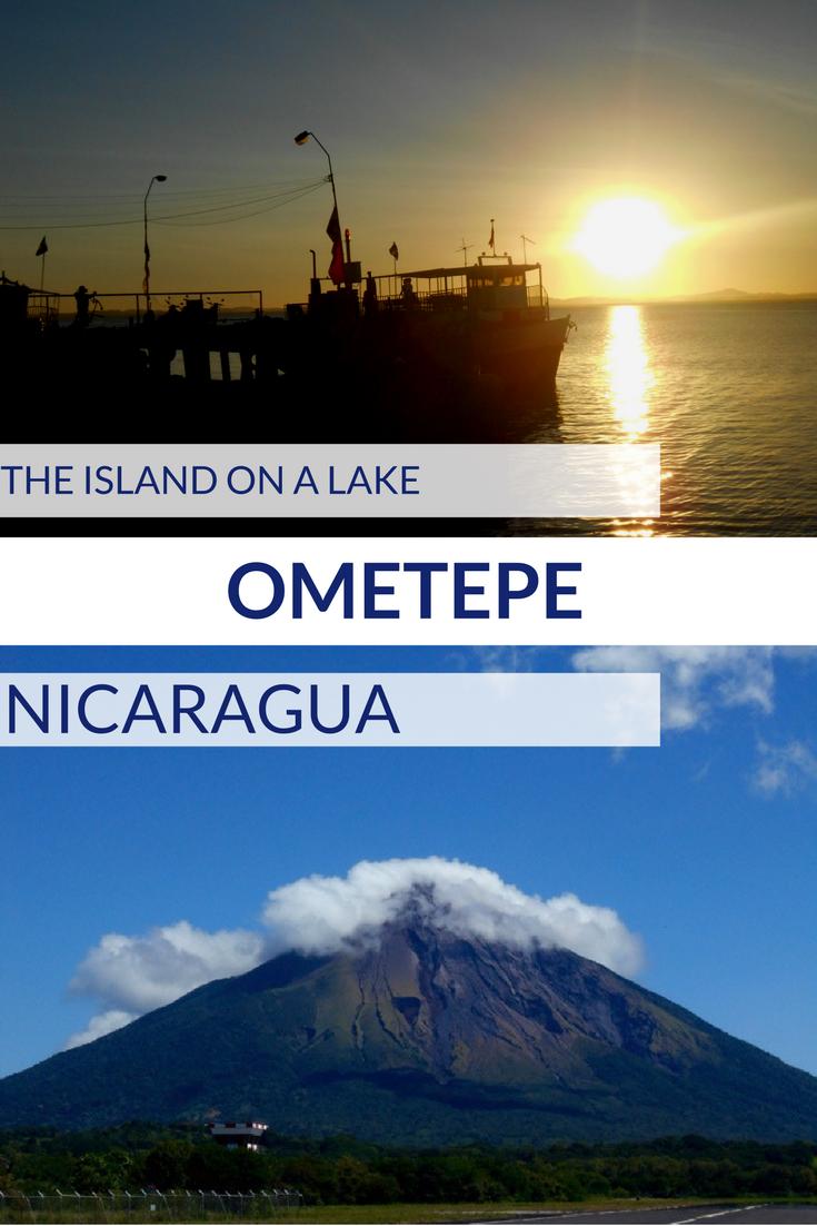 The island on a lake - Ometepe, Nicaragua - travelsandmore