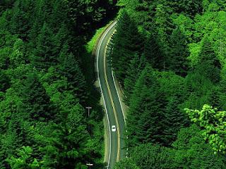 Beautiful highway Wallpapers