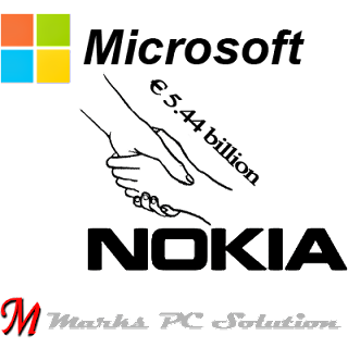 Nokia will be sold to Microsoft