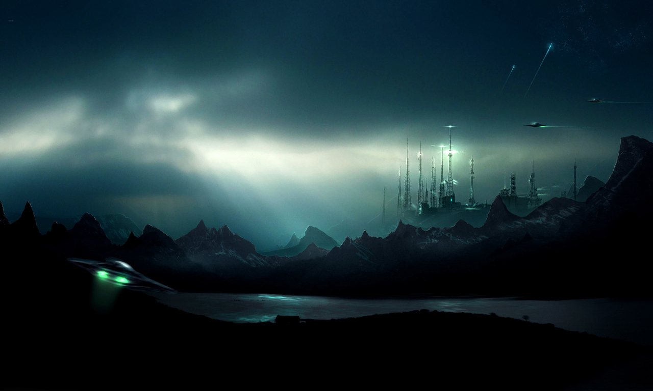 Sci Fi 3d Wallpapers