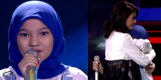 VIDEO: Suara Emas Anak Perempuan ini Mengejutkan Agnez Monica, Bebi Romeo, dan Tulus