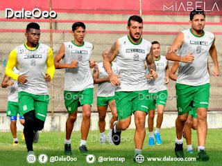 Oriente Petrolero - Jhony Cano - Ronaldo Sánchez - Marcel Román - Paulo Rosales - DaleOoo