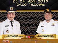 Job Fair 2019, Ballroom Phinisi lt. 2 Claro Hotel Makassar pada tanggal 23 - 24 April 2019
