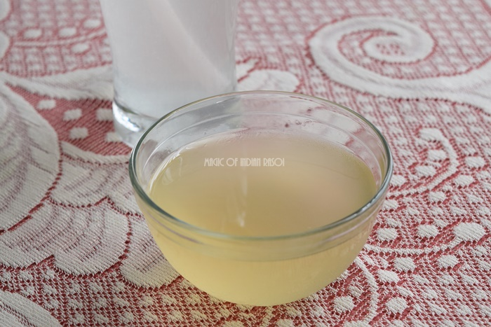 Nimbu Adrak Sharbat Recipe | Ginger Lemon Syrup - Magic of Indian Rasoi - Priya R