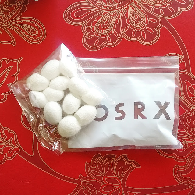 COSRX Blackhead Silk Finger Ball