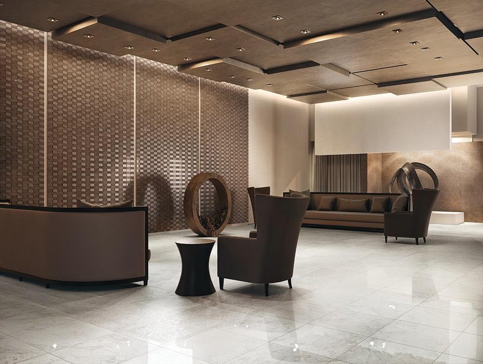 Design - interior - gresie - Italia