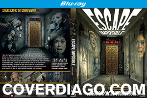 Escape Room - Escape Imposible - BLURAY
