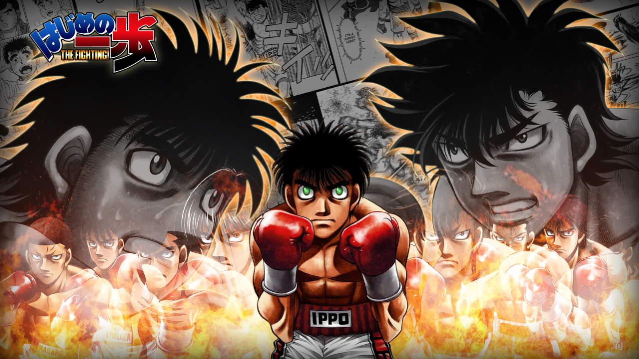 Hajime no ippo rising subtitle indonesia batch