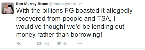 Nigerian Should Be Lending Money To Other Countries, Not Borrowing - Ben Murray-Bruce