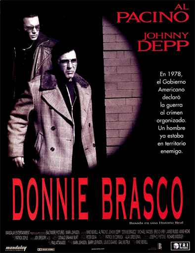 Ver Donnie Brasco (1997) Online