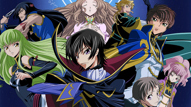 Code Geass R2: Lelouch of the Rebellion (25/25) (54MB) (HDL) (Sub Español) (Mega)