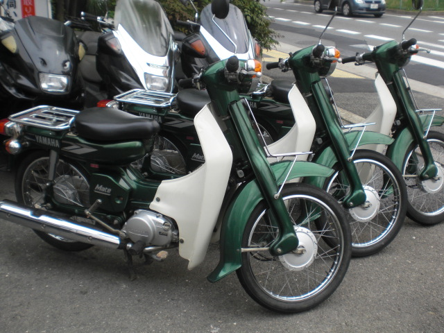 EXPORT NEW/USED JAPANESE MOTORCYCLES SCOOTER FROM OSAKA