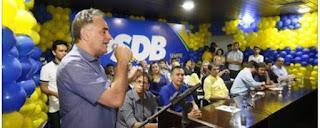Onze partidos se preparam para o lançamento da pré-candidatura de Cartaxo ao Governo
