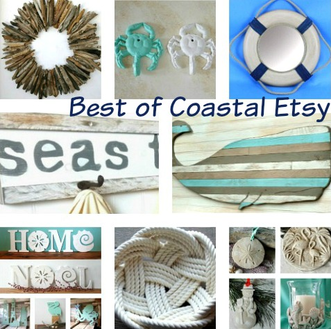 Best of Coastal Etsy