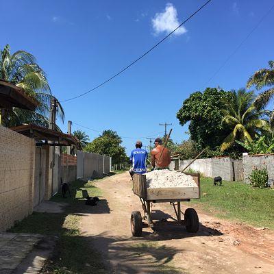 Itaparica. Brasil
