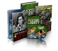 The backyard liberty system is so easy to implement and takes nothing more than 2 hours of your time to setup…