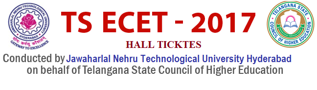 Image result for TS ECET 2017 Hall Tickets