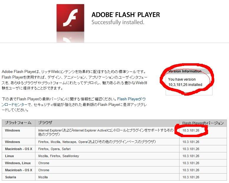 Adobe Flash Player pour Internet Explorer permet de consulter des sites Web dernière génération, intégrant de la vidéo, du texte, du son et des graphiques interactifs.