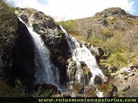 Cascada de Sotillo de Sanabria